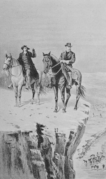 The project gutenberg ebook of buffalo bill from prairie to palace general miles and buffalo bill viewing the hostiles village in the last indian war fandeluxe Image collections