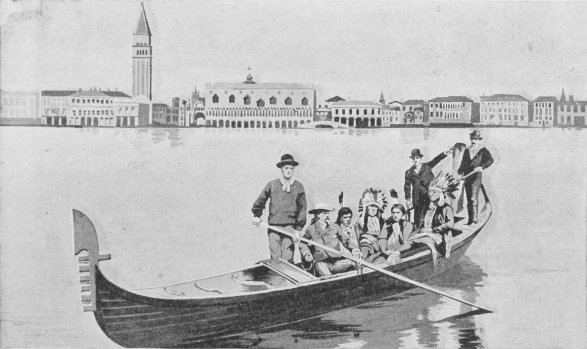 The project gutenberg ebook of buffalo bill from prairie to palace buffalo bill and his indians in venice fandeluxe Image collections