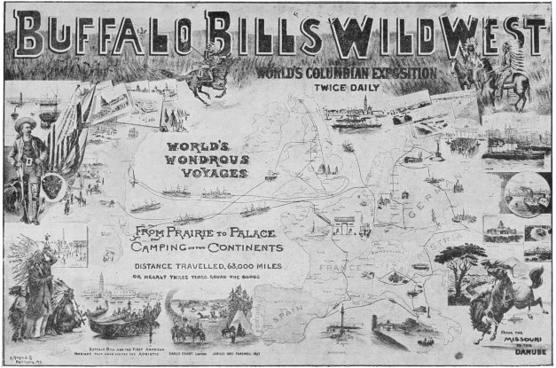 The project gutenberg ebook of buffalo bill from prairie to palace buffalo bills wild west fandeluxe Image collections