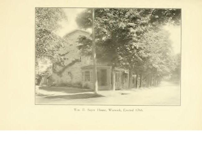 The History of Orange County