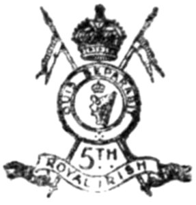 regimental nicknames and traditions of the british army by unknown 109th Infantry Regiment Company C 5th royal irish lancers