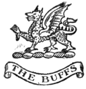 regimental nicknames and traditions of the british army by unknown Motorized Rifle Regiment the buffs east kent regiment