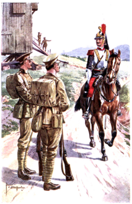 Regimental nicknames and traditions of the british army by unknown regimental nicknames and traditions of the british army by unknowna project gutenberg ebook fandeluxe Choice Image