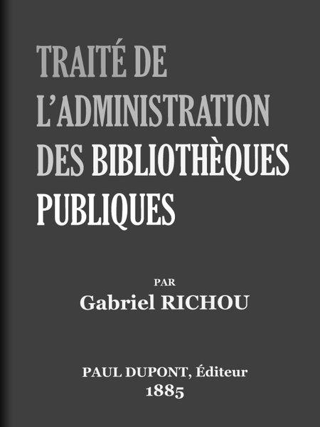 The Project Gutenberg Ebook Of Traité De L Administration