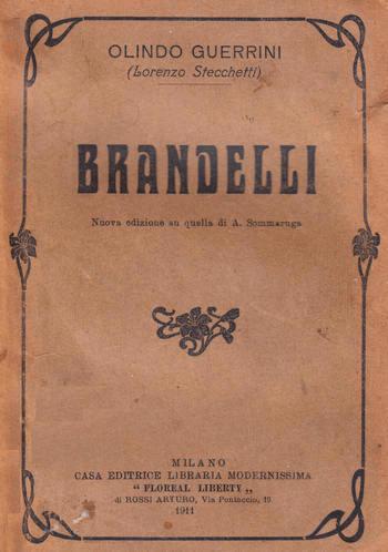 The Project Gutenberg eBook of Brandelli  7e8e28330421