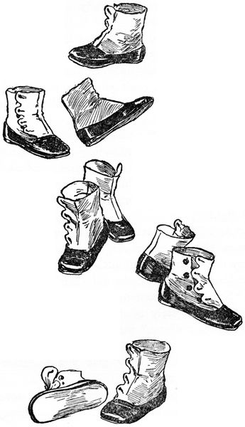 """65fdbb34adc1 """"Phronsie Pepper s new shoes."""""""