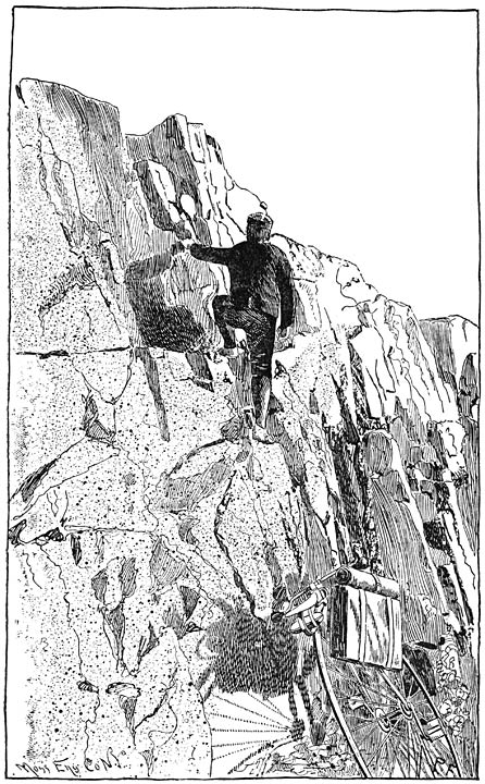 ABOVE TIMBER-LINE.—(Page 94.)