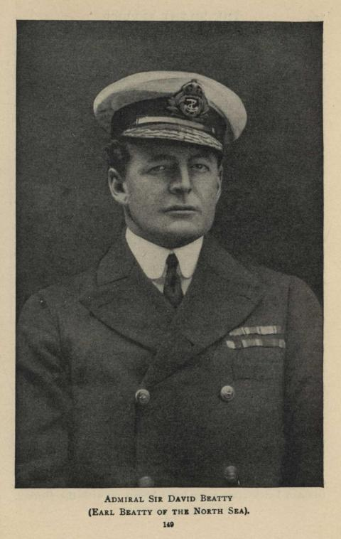 Days to remember admiral sir david beatty earl beatty of the north sea fandeluxe Images