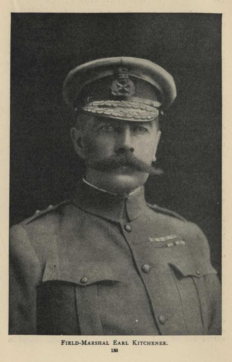 Days to remember field marshal earl kitchener fandeluxe Choice Image