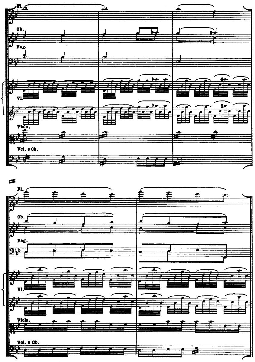 programmatic music continued in the impressionist period