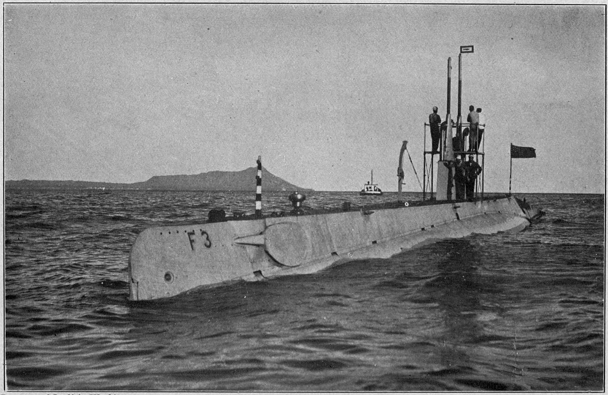 The Project Gutenberg eBook of The Boys\' Book of Submarines, by A ...