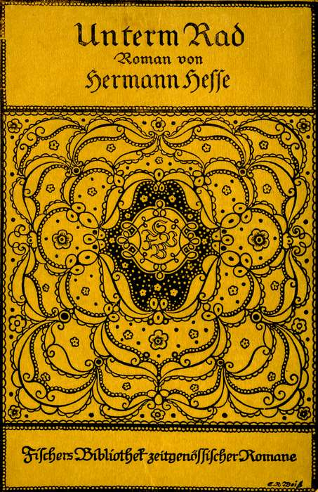 The Project Gutenberg Ebook Of Unterm Rad By Hermann Hesse