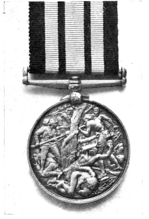 The Project Gutenberg eBook of War Medals And Their History