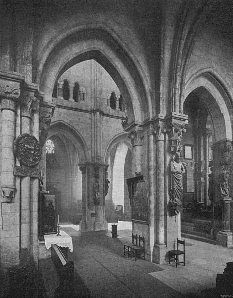 The Project Gutenberg Ebook Of Die Sebalduskirche In Nürnberg, By ... Gelbe Sthle Passen Zu Welcher Kche