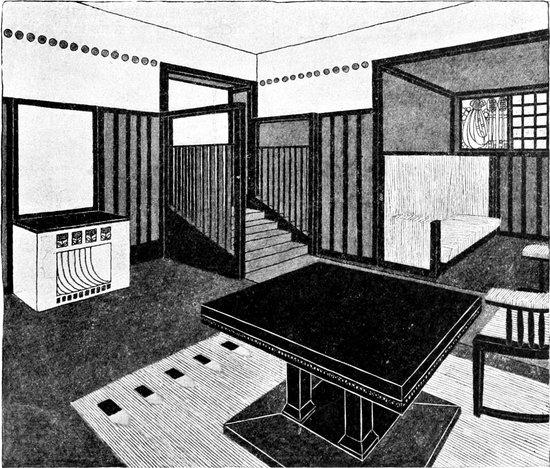 The Project Gutenberg EBook Of Die Moderne Wohnung Und Ihre Ausstattung, By  Joseph August Lux.