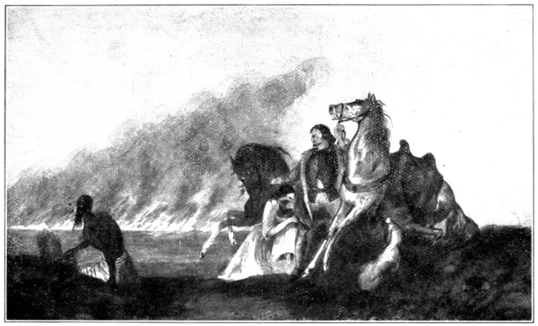 Indian creek massacre and captivity of hall girls by charles m a prairie firemc kenney fandeluxe Image collections