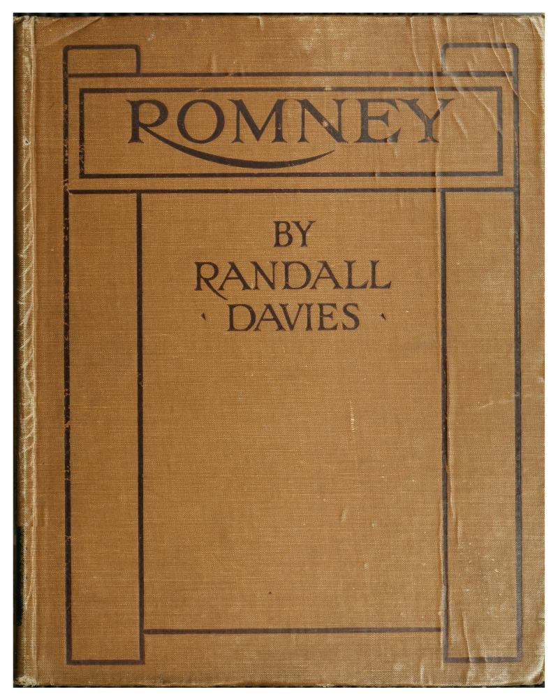 The project gutenberg ebook of romney by randall davies some typographical errors have been corrected a list follows the text fandeluxe Images