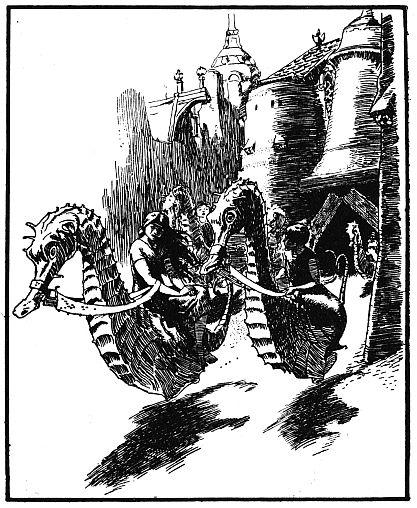 The Project Gutenberg Ebook Of Wet Magic By E Nesbit
