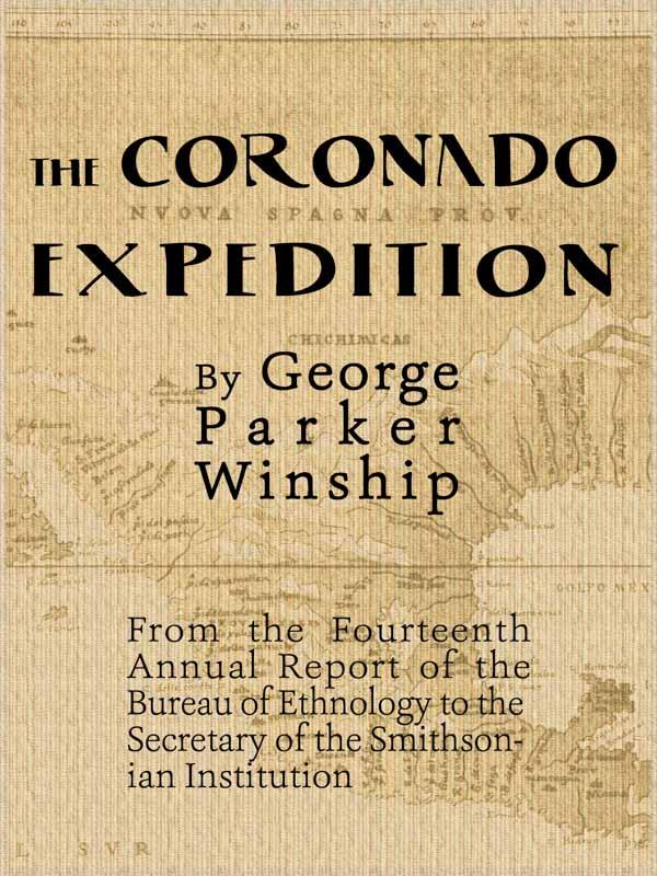 The Coronado Expedition 1540–1542 151cb68b53