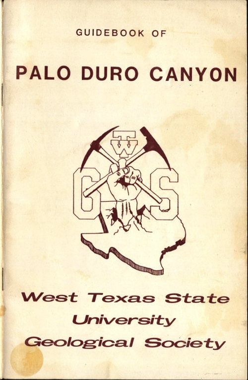 Trip through geological time study guide ebook summary array guidebook of palo duro canyon by west texas state university rh gutenberg org fandeluxe Images