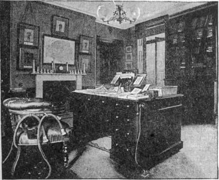 the chiefu0027s office at southwark