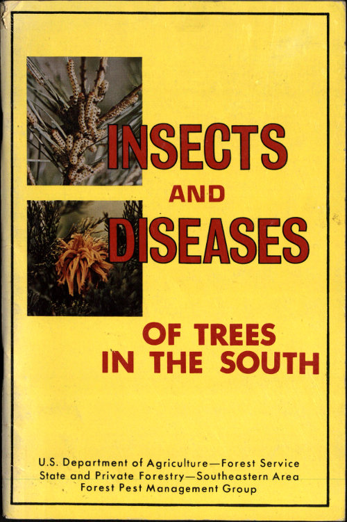 Insects and diseases of trees in the south by us department of insects and diseases of trees in the south fandeluxe Gallery