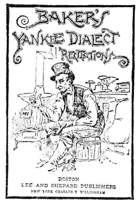 The Project Gutenberg eBook of Medley Dialect Recitations ...
