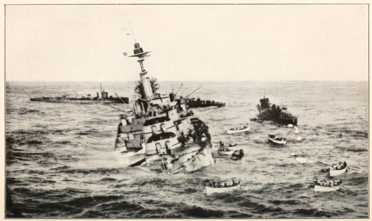 The Project Gutenberg Ebook Of True Stories Great War Volume Torch Tunik Women Navy Misty L Last Act A Sudden Sea Tragedy