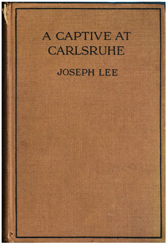 The project gutenberg ebook of a captive at carlsruhe and other a captive at carlsruhe fandeluxe Choice Image