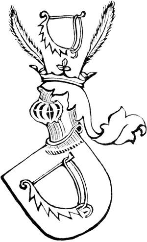 Farb Lithografie Wappen Görlitz Bayern Schiller Merz Entwicklung 1890 Original