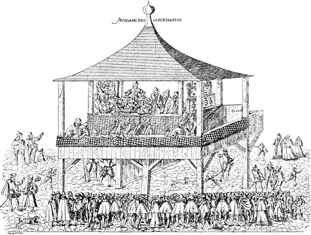 The project gutenberg ebook of anzeiger des germanischen fig 4 der regensburger glckshafen von 1586 nach dem kupferstich von peter opel vgl edelmann a a o fandeluxe Images