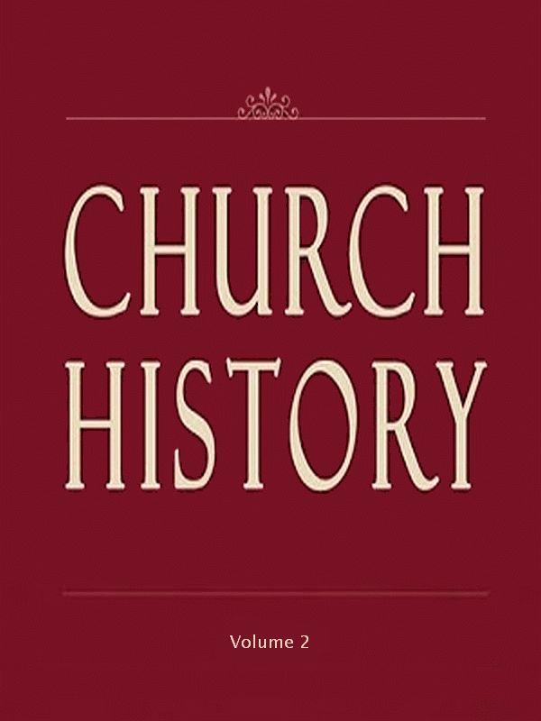 The Project Gutenberg Ebook Of Church History By Professor Kurtz