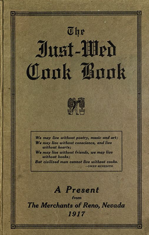The project gutenberg ebook of the just wed cook book compiled by the just wed cook book fandeluxe Images