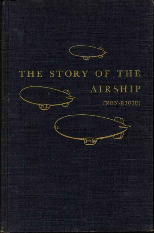 The story of the airship non rigida study of one of americas the story of the airship non rigid a study of one of fandeluxe Gallery