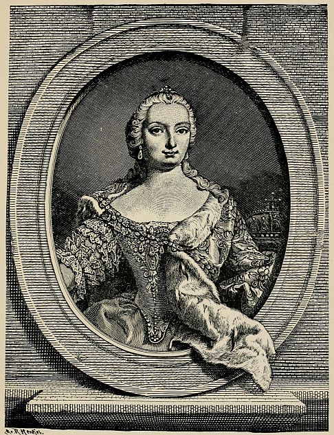 The Project Gutenberg eBook of The Girls  Book of Famous Queens, by Lydia  Hoyt Farmer. 82b8dd6362d