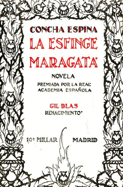 The Project Gutenberg eBook of La Esfinge Maragata, by Concha Espina