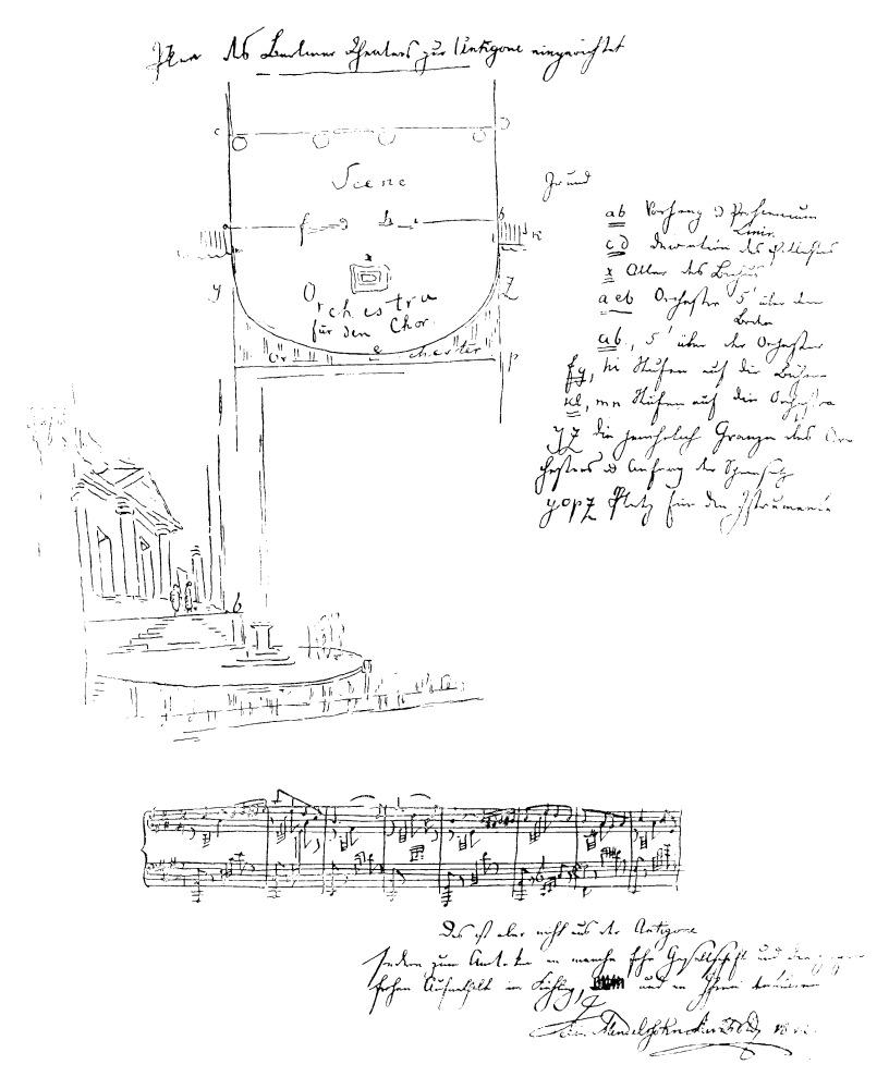 The Project Gutenberg EBook Of Felix Mendelssohn S Letters To Ignaz