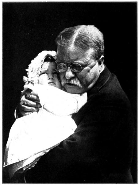 theodore roosevelt and senator george vest