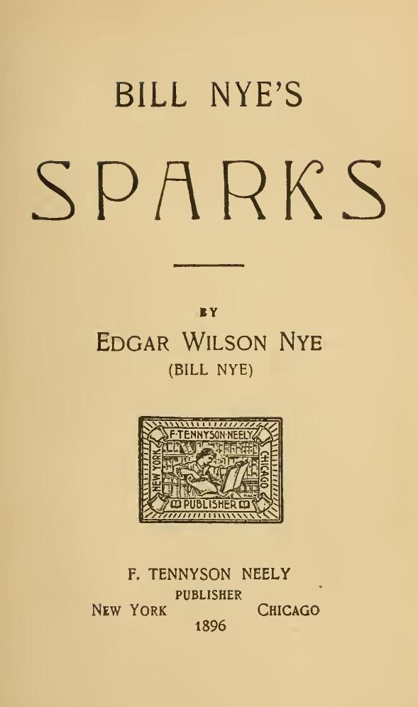 Bill nyes sparks by edgar wilson nye bill nye 0009 fandeluxe Images