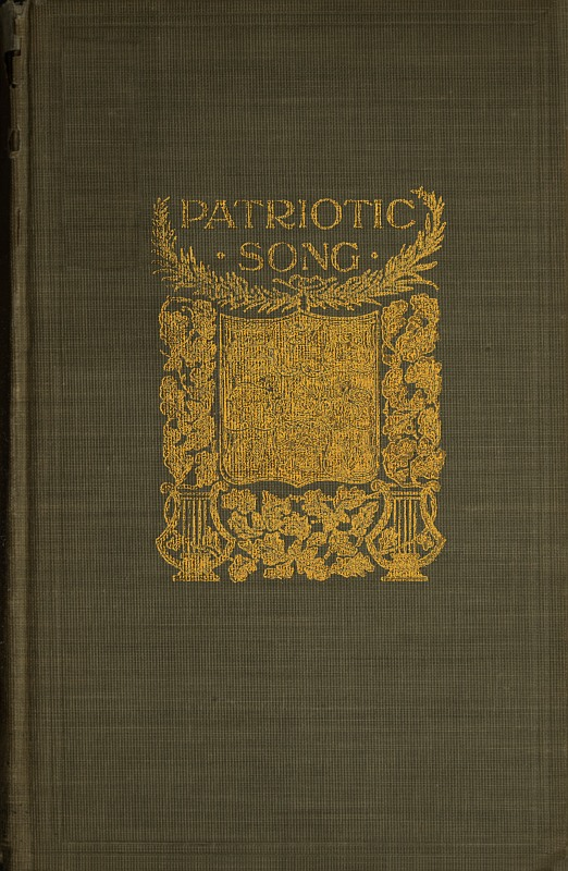 The Project Gutenberg Ebook Of Patriotic Song By Arthur Stanley