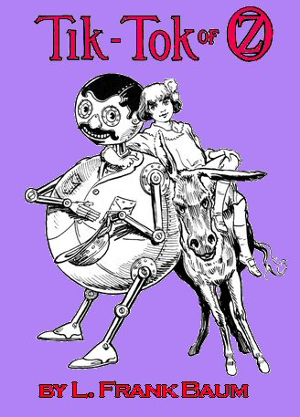 fd4722436b The Project Gutenberg eBook of Tik-Tok of Oz