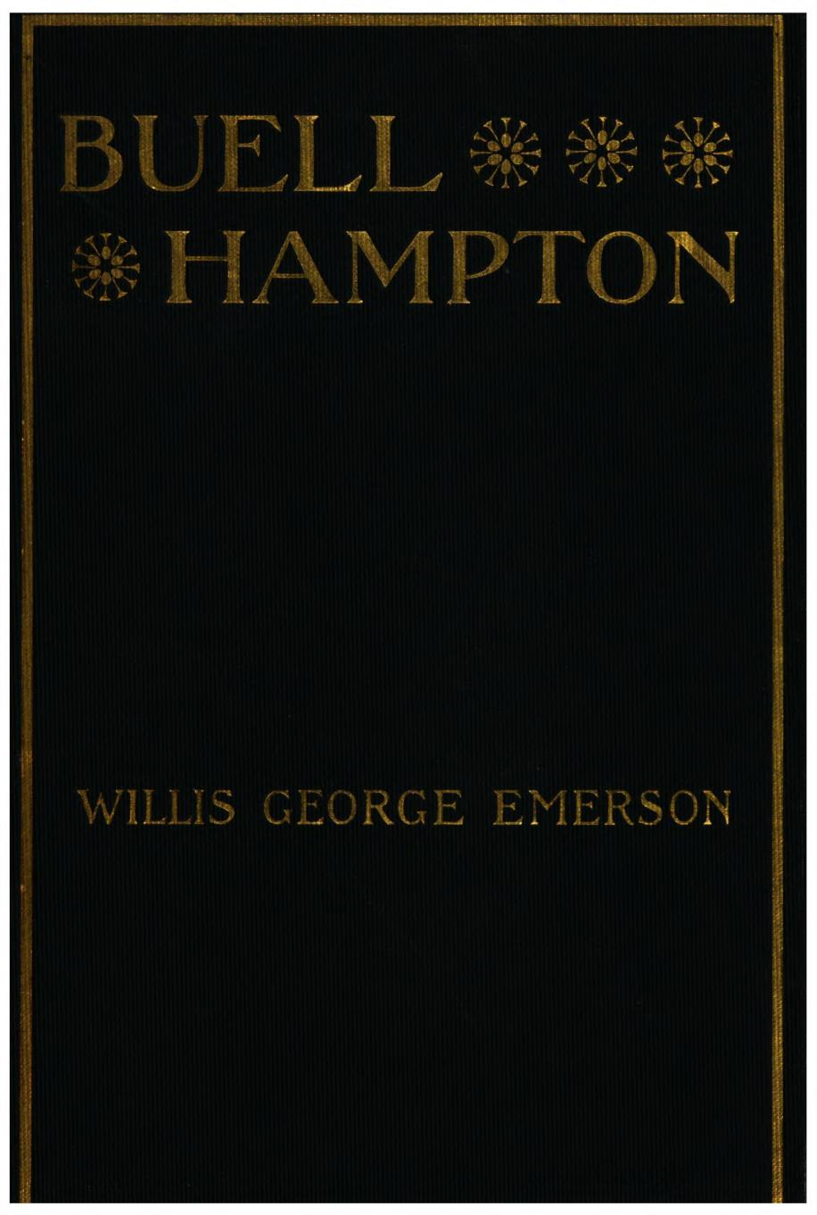 Buell hampton by willis george emerson 0002 fandeluxe Images