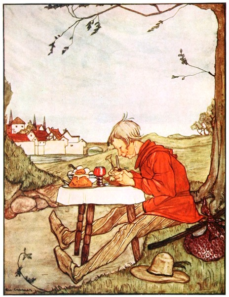 The Project Gutenberg Ebook Of Grimm S Fairy Tales By Frances Jenkins Olcott Editor