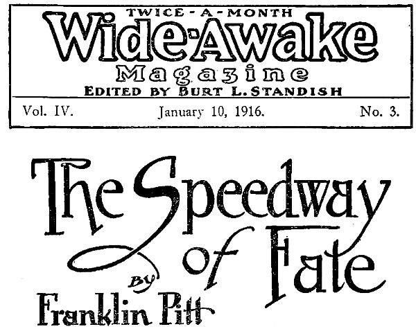 the project gutenberg ebook of wide awake magazine vol iv jan 10 Meth IV Drug Use twice a month wide awake magazine vol iv january 10 1916