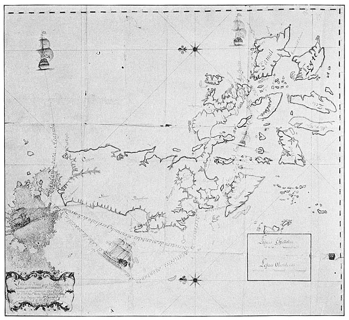 The philippine islands 14931898 explorations by early navigators map showing new route from manila to acapulco presented to governor fernando valds tamn by fandeluxe Images