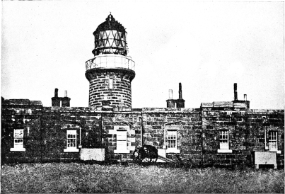 bad4f20ce89f The Project Gutenberg eBook of Lightships and Lighthouses