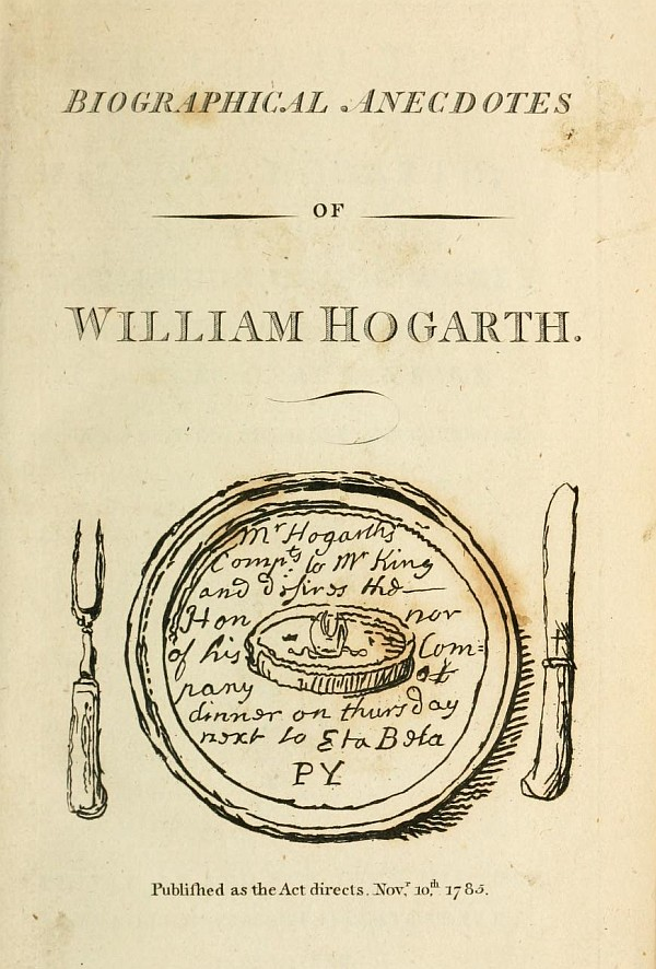 The Project Gutenberg Ebook Of Biographical Anecdotes Of William