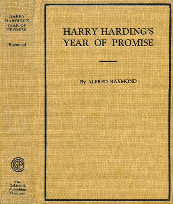8fa3aeec5eb Harry Harding s Year of Promise