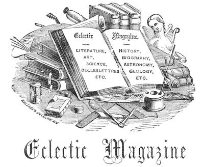 The Project Gutenberg Ebook Of Eclectic Magazine By William Westall