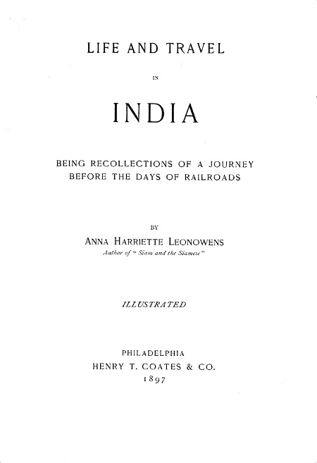 The project gutenberg ebook of life and travel in india by anna the taj mahal from the river fandeluxe Gallery